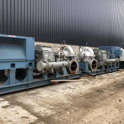 High Capacity Water Pump Voith Turbo